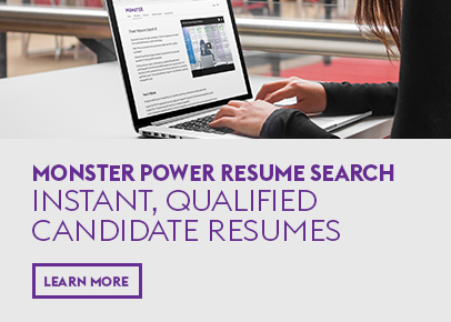 Monster resume