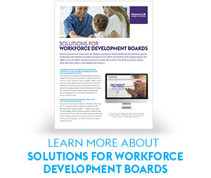 Monster Workforce Development Board Solutions